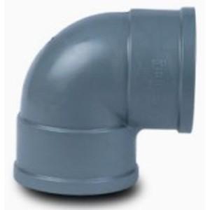 Codo 90° HH de PVC para pegar
