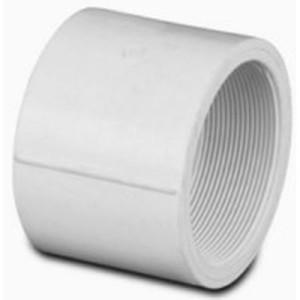Cupla de PVC Roscada