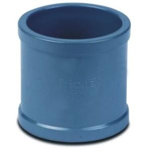 Cupla de PVC para pegar