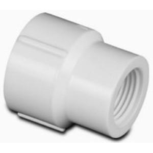 Cupla de Reduccion de PVC Roscada