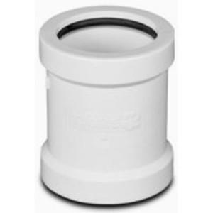 Cupla deslizante de PVC Roscada