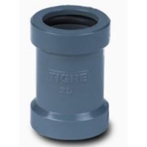 Cupla deslizante de PVC para pegar