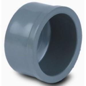 Tapa de PVC para pegar
