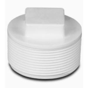 Tapon de PVC Roscado